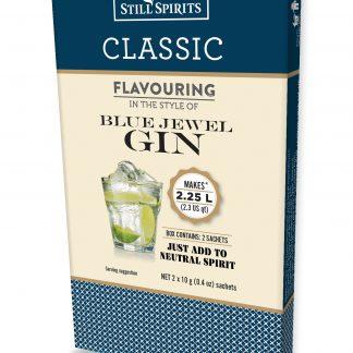 Blue Jewel Gin Classic