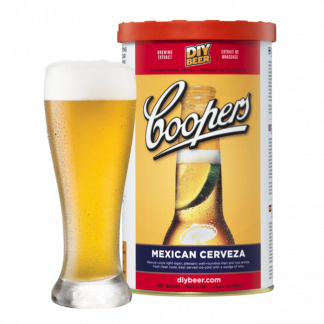 Coopers Lager - Mexican Cerveza