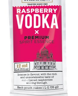 SS Raspberry Vodka