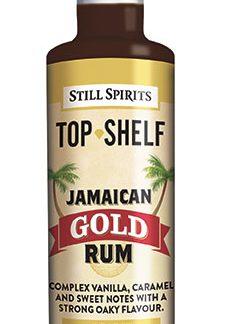 SS TS Jamaican Gold Rum