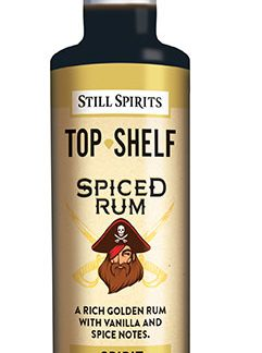 SS TS Spiced Rum
