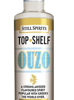 SS Top Shelf Ouzo