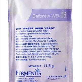 Safbrew WB-06 Yeast (11.5g)