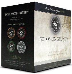 Solomon Grundy starter kit.