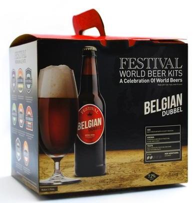 beer kit Festival Belgian Dubbel