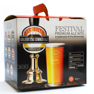 beer kit Festival Golden Stag Summer Ale