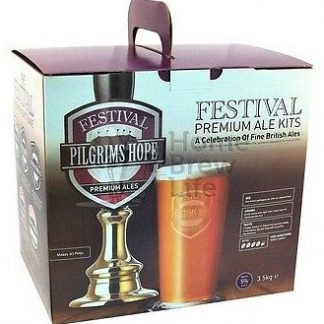 beer kit Festival Pilgrims Hope