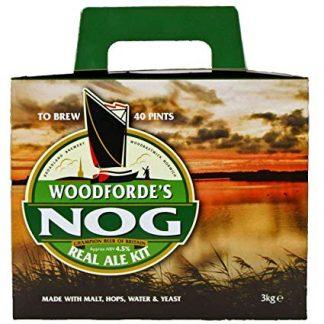 beer kits Woodforde's Nog