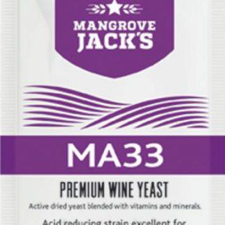 MJ premium wine yeast MA33