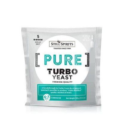 SS classic8 turbo yeast