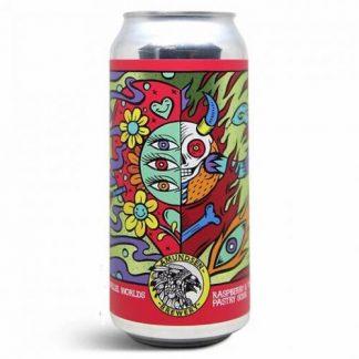 Amundsen Brewery Parallel Worlds – Raspberry & Tonka 6.5% 440ml Can