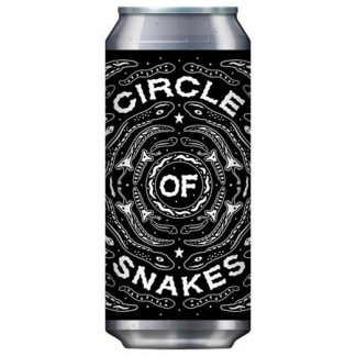 Black Iris Circle of Snakes DIPA 8%