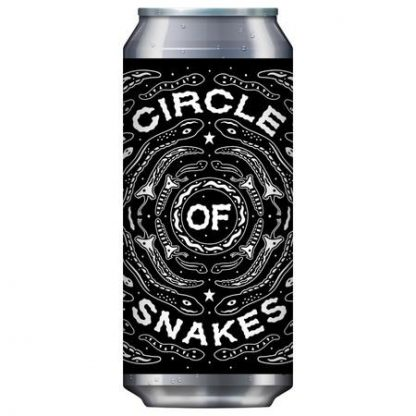 Black Iris Circle of Snakes DIPA 8%