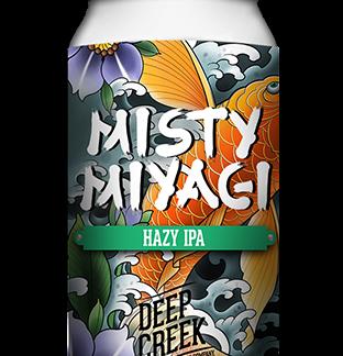 Deep Creek Misty Miyagi
