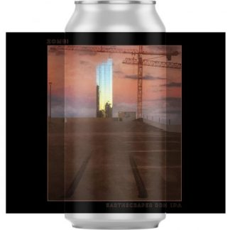 Dry & Bitter Zombi Earthscraper 7.0% 440ml Can