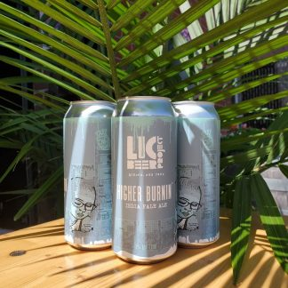 LIC Beer Project Higher Burnin' 7.0% 473ml Can