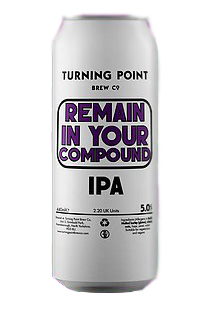 TURNING POINT Remain In Your Compound