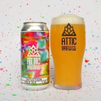 Attic Brew Co Intuition 4.0% 440ml Can