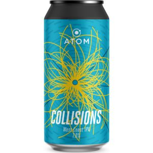 Atom Collisions 7.0% 440ml Can