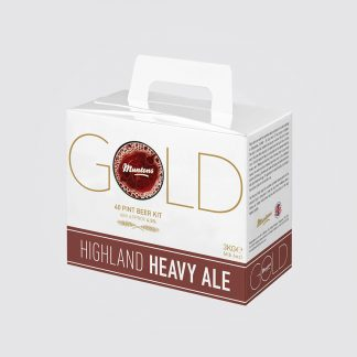 Muntons Gold Highland Heavy Ale