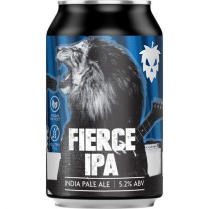 FIERCE BEER Fierce IPA Cans 5.2% 440ml