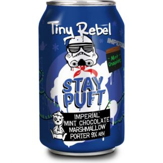 IMPERIAL MINT CHOCOLATE STAY PUFT