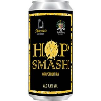 Abbeydale Brewery Hop Smash 7.4% 440ml Can