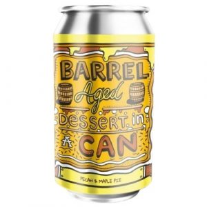 Amundsen Brewery BA Dessert in a Can - Pecan Maple Pie 11.5% 330ml Can
