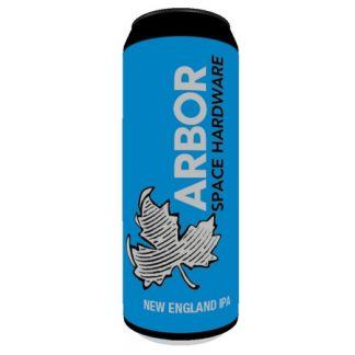 Arbor Ales SPACE HARDWARE 5% 568ml can