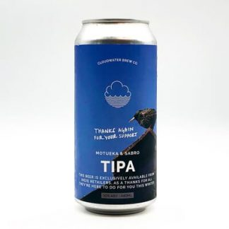 Cloudwater Thanks Again For Your Support 10% 440ml can