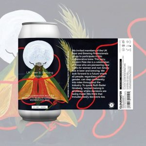 Cloudwater X UK Beer & Brewing Proffesionals Astonish A Mean World With Your Acts of Kindness 5.0% 440ml Can