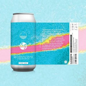 Cloudwater X Unity Littoral Drift 6.0% 440ml Can