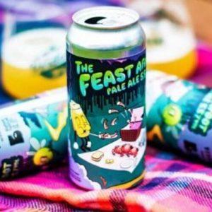 Verdant Bigfoot 2 (The Feast Afoot) 5.5% 440ml Can