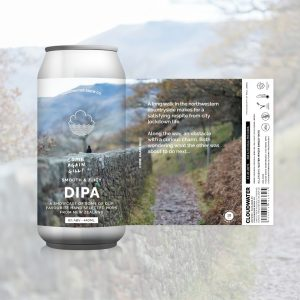 Cloudwater Brew Co Come Again Gill! 8.0% 440ml Can