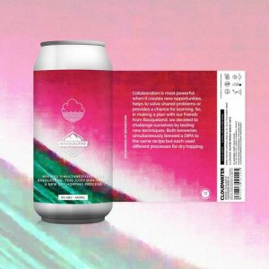 Cloudwater X Basqueland Six Degrees of Seperation 8.0% 440ml Can