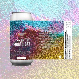 Cloudwater X On the 8th Day On The Eighth Day 6.5% 440ml Can