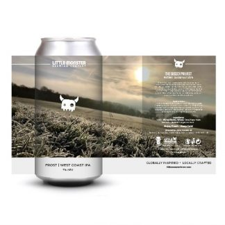 Little Monster Brewing Co Frost – West Coast IPA ABV 7%