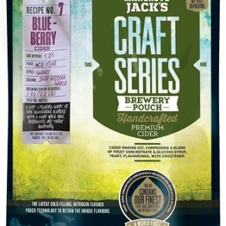 Mangrove Jacks Blueberry Cider Kit 23l