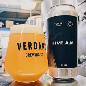 Verdant Five AM 8.0% 440ml Can