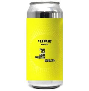 Verdant Fruit, Car, Sight, Exhibition 8.0% 440ml Can