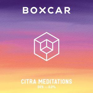 BOXCAR Citra Meditations 8.0% 440ml Can