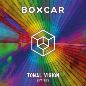 BOXCAR Tonal Vision 8.0% 440ml Can