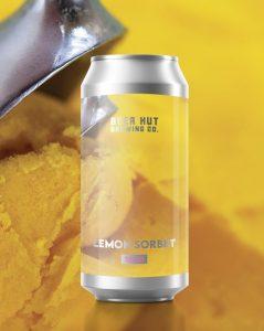 Beer Hut Lemon Sorbet 5.0% 440ml Can