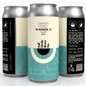 Full Circle To Bunker 13 6.0% 440ml Can