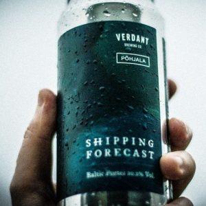 Verdant X Pohjala Shipping Forecast 10.2% 440ml Can