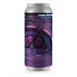 Polly's Brew Co The Lights That Lead These Streets 7.2% 440ml Can