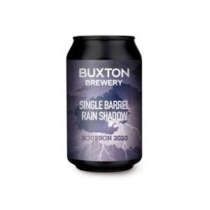 Buxton Single Barrel Rain Shadow - Bourbon 2020 12.0% 330ml Can